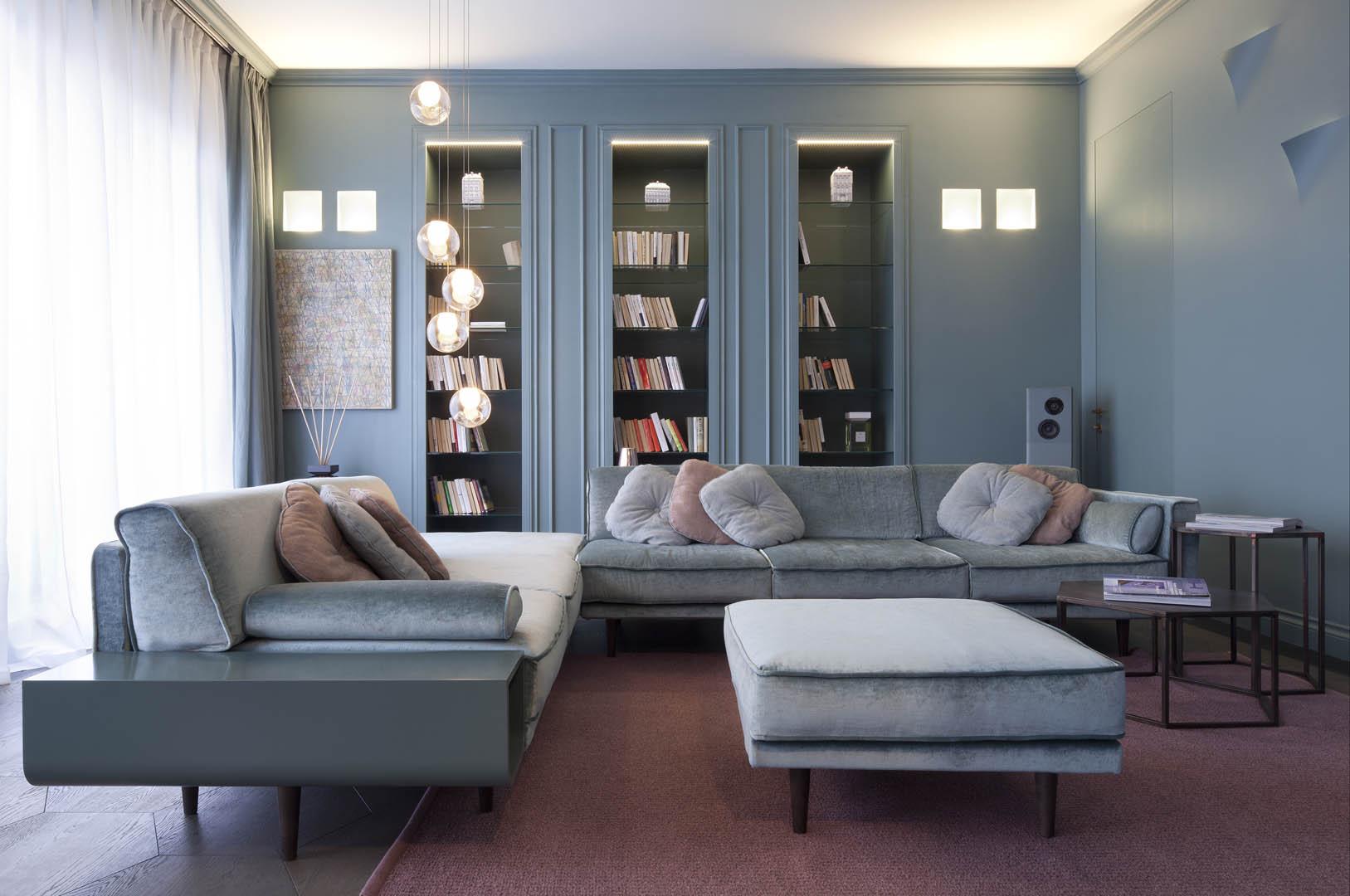 Atelier casabella for Stili arredamento moderno
